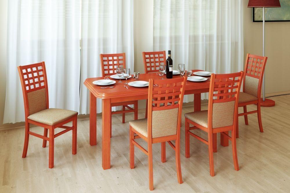 Kármen 6 személyes étkezőgarnitúra: 129,900ft, 6 személyes étkező ...