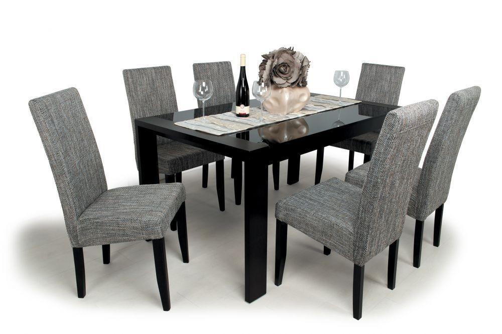 6 székkel étkező garnitúra