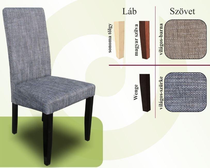 Piero-6-személyes-étkezo Berta székkel: 164,900ft,étkezőgarnitúra ...