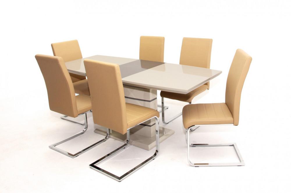 kondela szánkótalpas szék íróasztalhoz