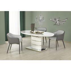 Aspen modern bővíthető étkezőasztal 140-180x90x76cm