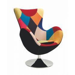 Butterfly relax fotel színes