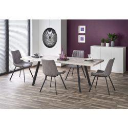 Dallas bővíthető MDF asztallapos étkezőasztal 160-220x90x76 cm