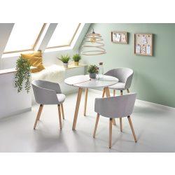 Express MDF tető kör étkezőasztal Ø90x76 cm