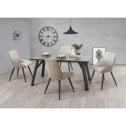 Halifax Modern étkezőasztal 160x90x76 cm
