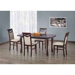 Henryk étkezőasztal bővíthető asztaltetővel 160-200x80x75 cm