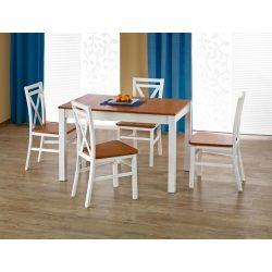Ksawery MDF tetős étkezőasztal Fix 120x68x76 cm