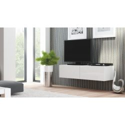 Livo RTV-160W falra függeszthető TV-állvány 160x40x30 cm