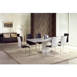 Marcello bővíthető Modern étkezőasztal 180x220x90x76 cm