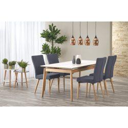 Montreál bővíthető nagy étkezőasztal 180-220x90x76 cm