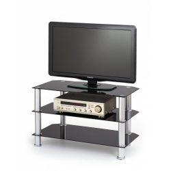 RTV-21-Tv-allvany-fekete-szinben-80x40x50-cm