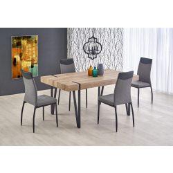 Yohann a masszív étkezőasztal Sonoma színben 170x90x76 cm