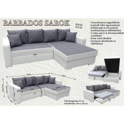 Barbados sarokgarnitúra