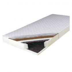 KOKOS MEDIUM Rugós matrac, egyoldalas ø160x200 cm